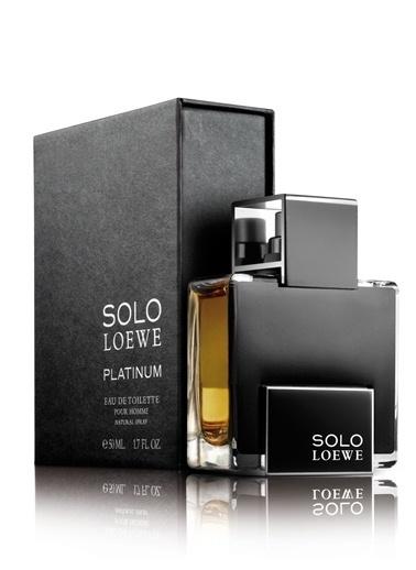 Loewe Loewe Solo Platınum Edt 100Ml Renksiz